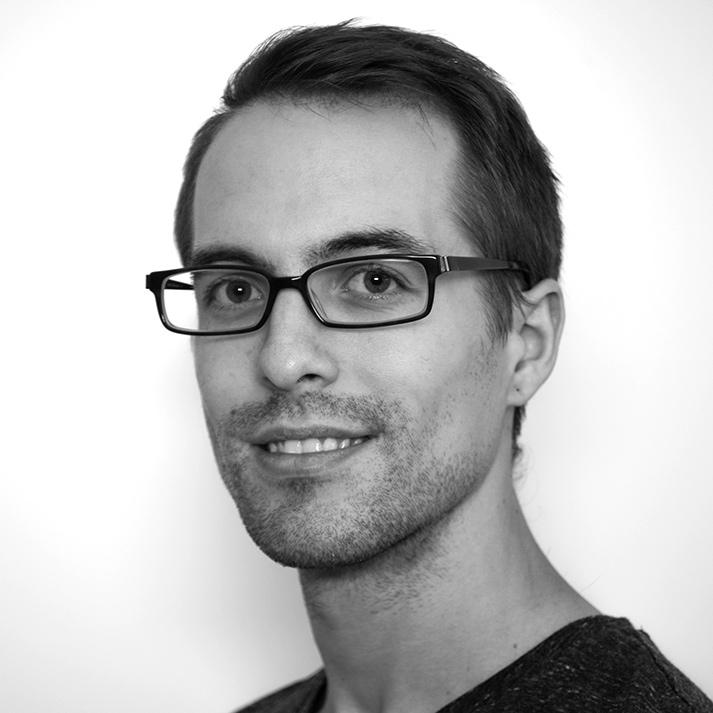 Teamfoto Daniel Programierer