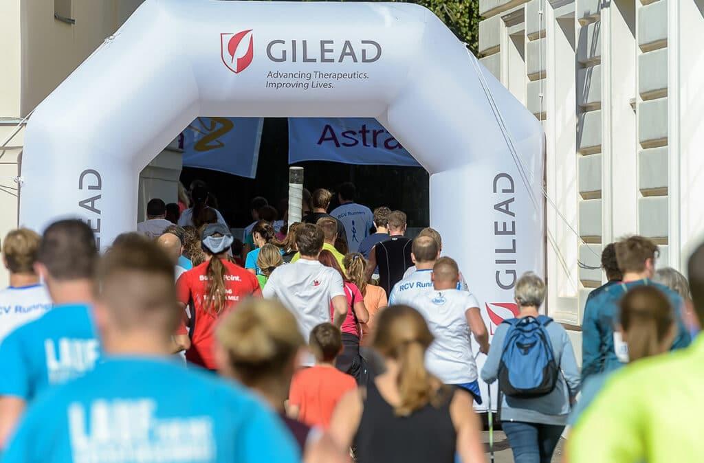 Vorschaubild Gilead Krebsforschungslauf Wien